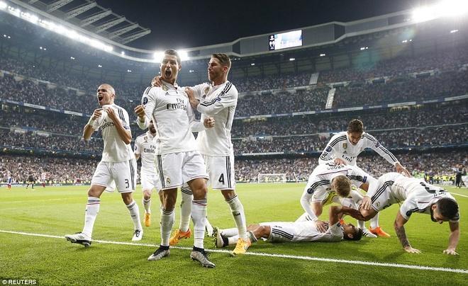 5 ly do giup Real Madrid danh bai Atletico hinh anh