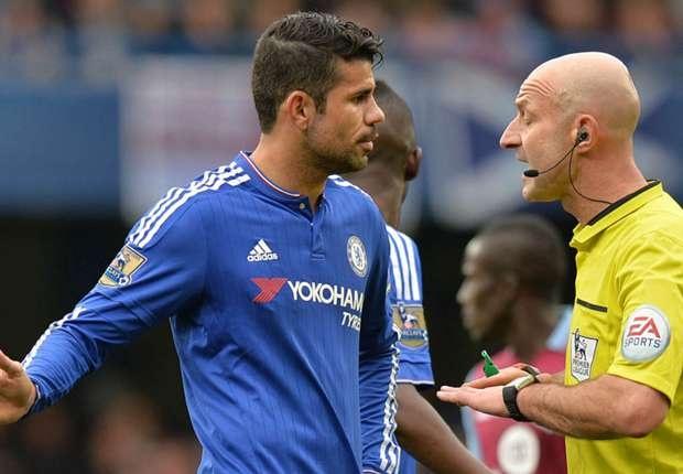 Mourinho: 'Diego Costa la nan nhan cua gioi truyen thong' hinh anh 1 Mourinho cho rằng hình ảnh của Diego Costa đang bị giới truyền thông làm xấu đi. Ảnh: Goal.