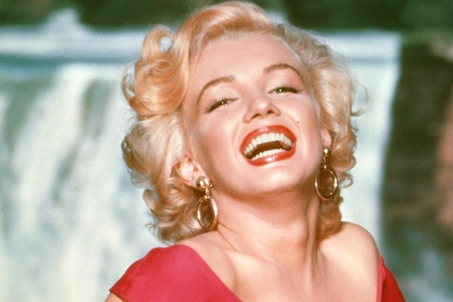 5 quy tac lam dep cua Marilyn Monroe hinh anh
