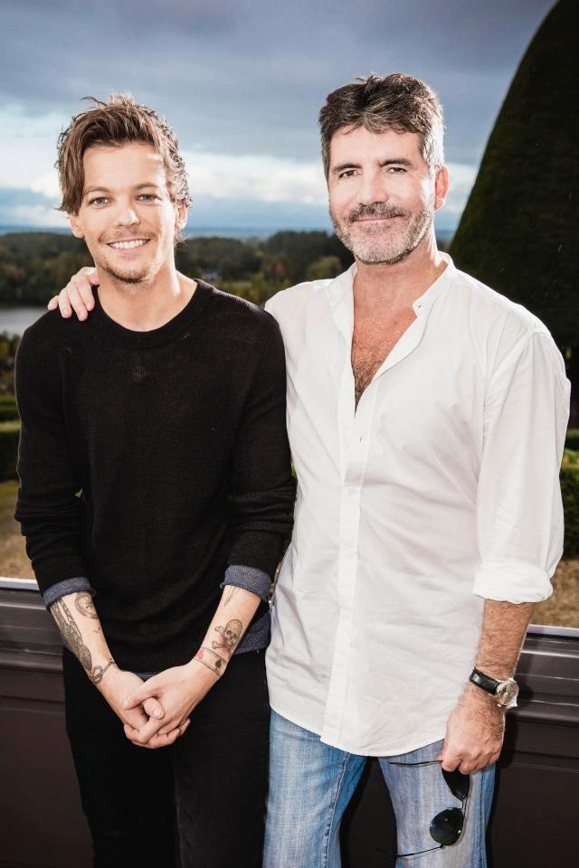 Thanh vien duy nhat cua 1D tiep tuc ky hop dong voi Simon Cowell hinh anh 1
