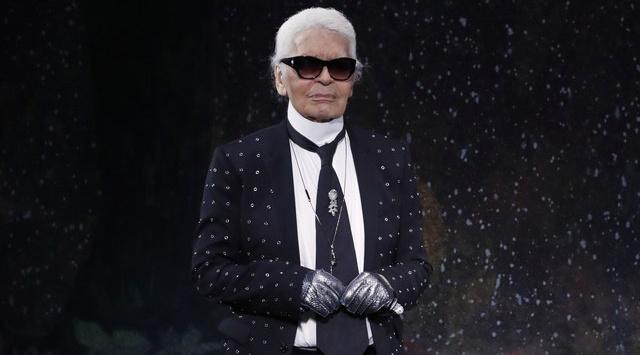 Karl Lagerfeld: 'Bo gia thoi trang' vuc day de che Chanel hinh anh