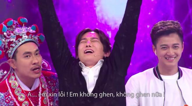 Chang trai Han Quoc tai 'Khuc hat se duyen': So roi, khong ghen nua! hinh anh