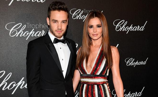 Cap doi co tro Cheryl Cole va Liam Payne xac nhan dang cang thang hinh anh