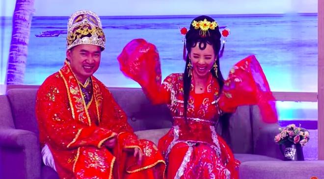 Thu Trang, Tien Luat thua nhan tat xau ngu den 12 gio trua moi day hinh anh