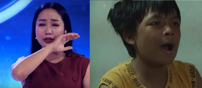 'Hat mai uoc mo': Oc Thanh Van khoc nuc no tren song truyen hinh hinh anh