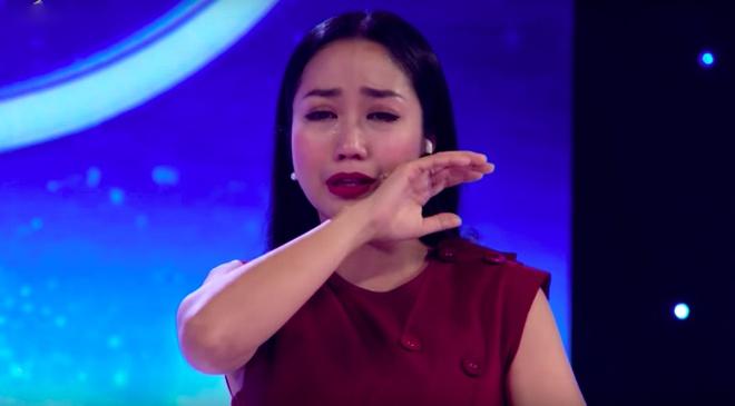 Oc Thanh Van nuc no tren song truyen hinh vi nho lai cu soc mat cha hinh anh