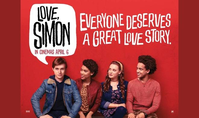 'Love, Simon' - trai tim va than the ta chi duoc song mot lan hinh anh