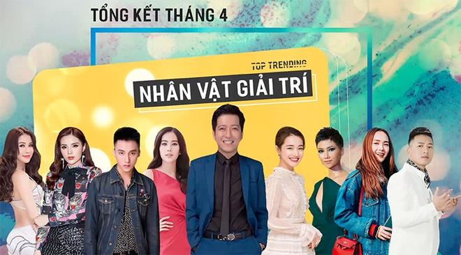 Truong Giang va nhung ngoi sao duoc san don tren Internet Viet thang 4 hinh anh