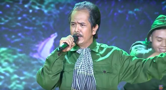 Hung Thuan toa sang trong dem thi nhat nhoa cua Guong mat than quen hinh anh