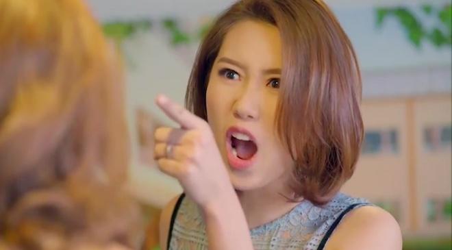 'Gao nep gao te': Thuy Ngan giup Le Phuong danh ghen, tat Bang Di hinh anh