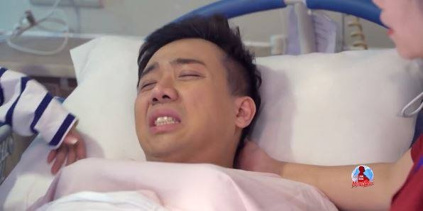 Hua Vi Van, Tran Thanh meo mat la o trai nghiem cam giac dau de hinh anh