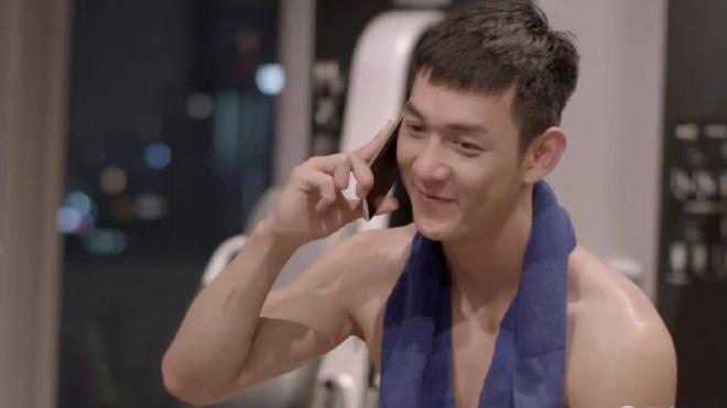 Hau due mat troi: Song Luan khoe bung 6 mui khong kem Song Joong Ki hinh anh