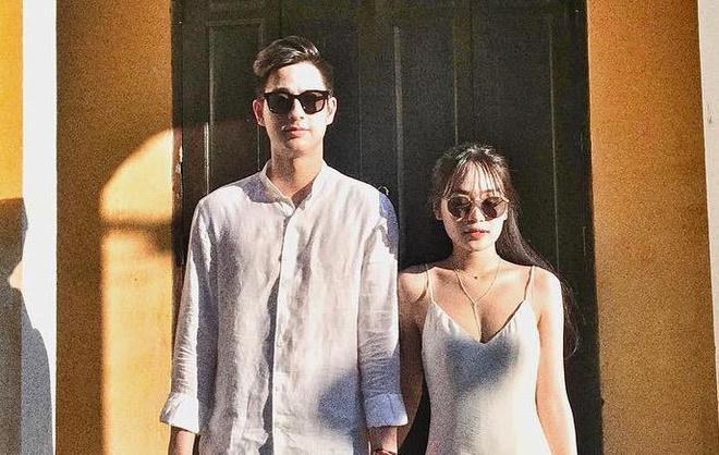 Nhan sac xinh dep cua ban gai 'hot boy cau long' Pham Hong Nam hinh anh