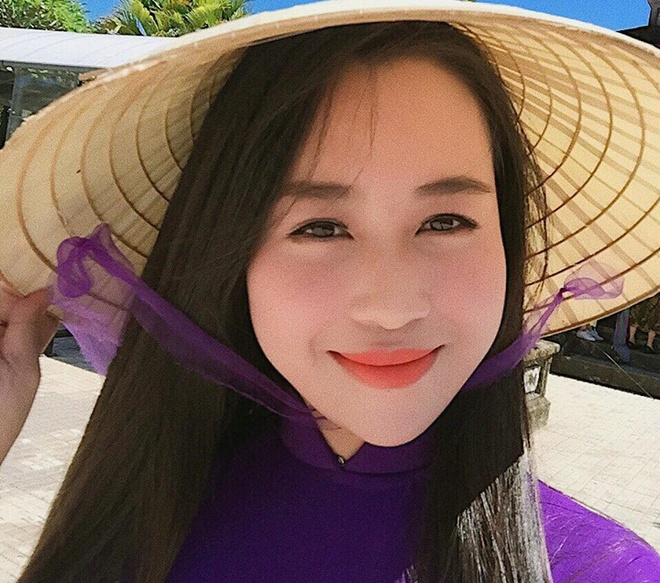 Ve dep cua 10 co gai Hue vao ban ket Hoa khoi Sinh vien Viet Nam 2018 hinh anh 10