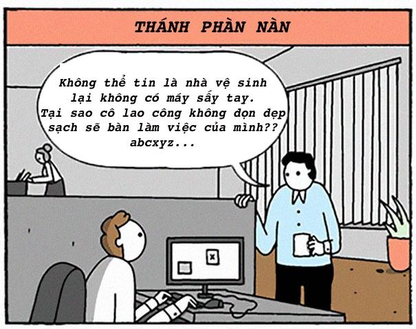 8 kieu nguoi chon cong so 'chuyen cho lam nao cung gap' hinh anh 1