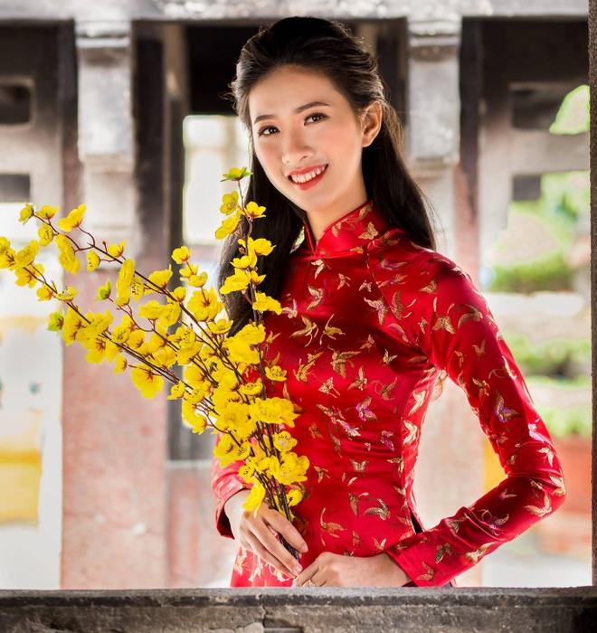 10 ung vien mien Nam sang gia cho ngoi vi hoa khoi sinh vien 2018 hinh anh 7
