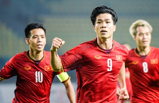 Ban biet gi ve hanh trinh tuyen Viet Nam vao chung ket AFF Cup 2018? hinh anh 1