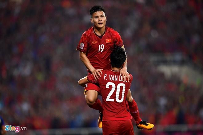 Ban biet gi ve hanh trinh tuyen Viet Nam vao chung ket AFF Cup 2018? hinh anh 6