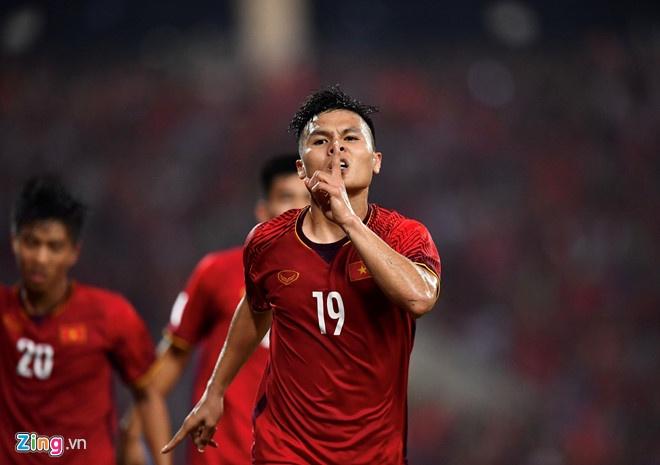 Ban biet gi ve hanh trinh tuyen Viet Nam vao chung ket AFF Cup 2018? hinh anh 7