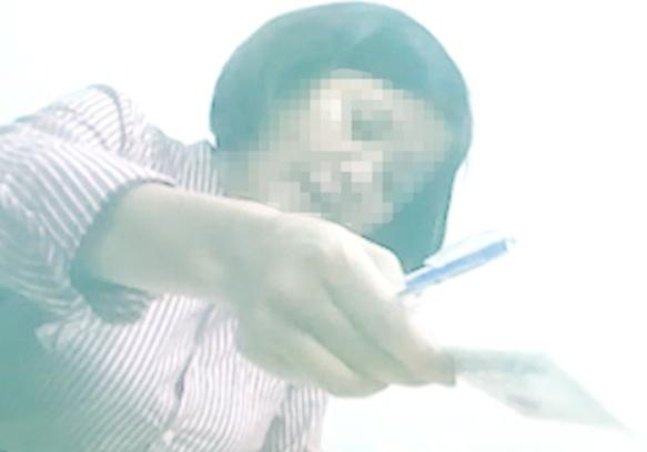 Truong khoa DH Cong nghiep Ha Noi thu tien chong truot cua sinh vien hinh anh
