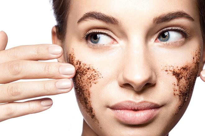Tẩy da chết cơ học, phương pháp làm đẹp da hữu hiệu đón Tết - Làm đẹp