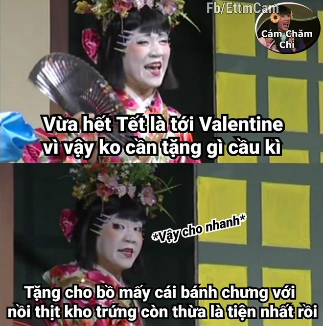 Anh che dip Valentine anh 2