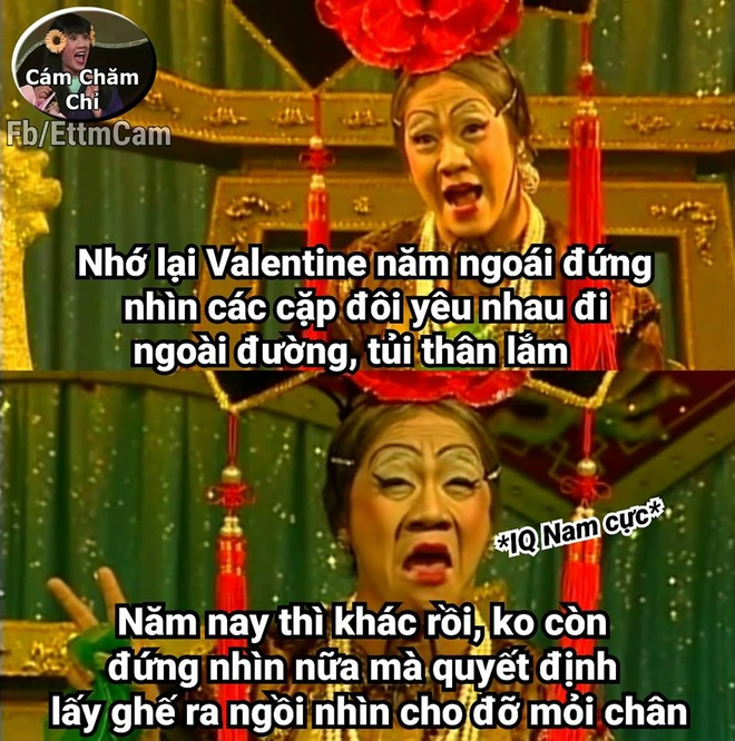 Anh che dip Valentine anh 3