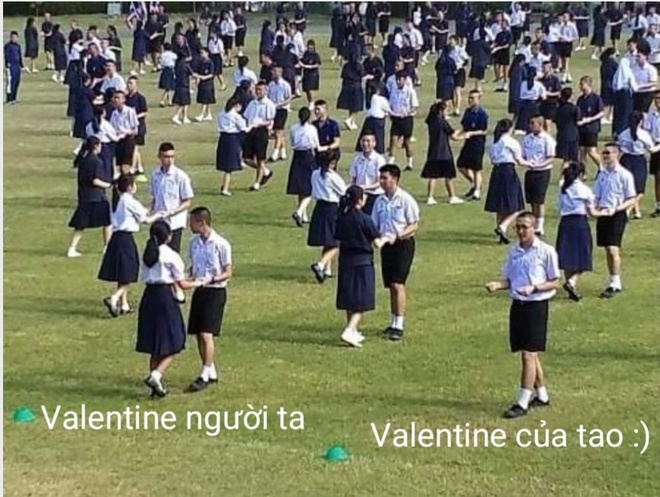 Anh che dip Valentine anh 6