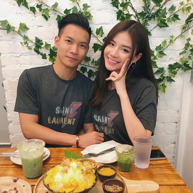 Nhan sac hot girl Mai Diz co ban trai la 'rich kid' dinh cu o My hinh anh 8