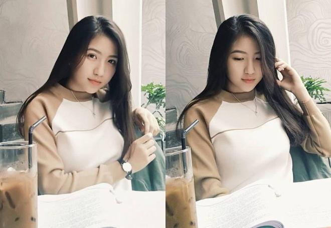 Nu sinh truong Y khong dam nhan hot girl, khong co y dinh thi sac dep hinh anh 7