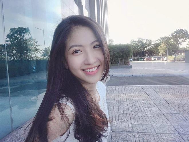 Nu sinh truong Y khong dam nhan hot girl, khong co y dinh thi sac dep hinh anh 9