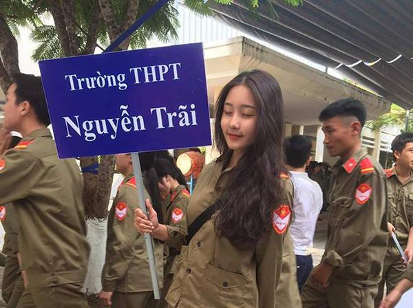 Nu sinh co hinh the dep nhat anh 1