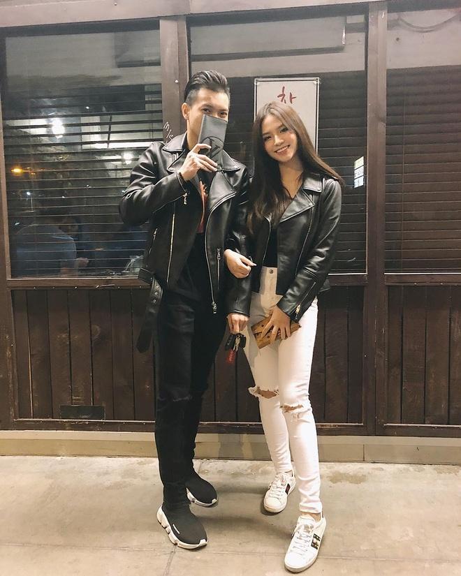 Vuong Hoang Mai Diz va ban trai thieu gia tinh tu tren dat My hinh anh 6