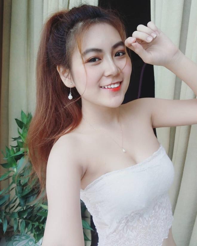 Hot girl DH Su Pham goi cam, so do 3 vong chuan khong kem nguoi mau hinh anh 12