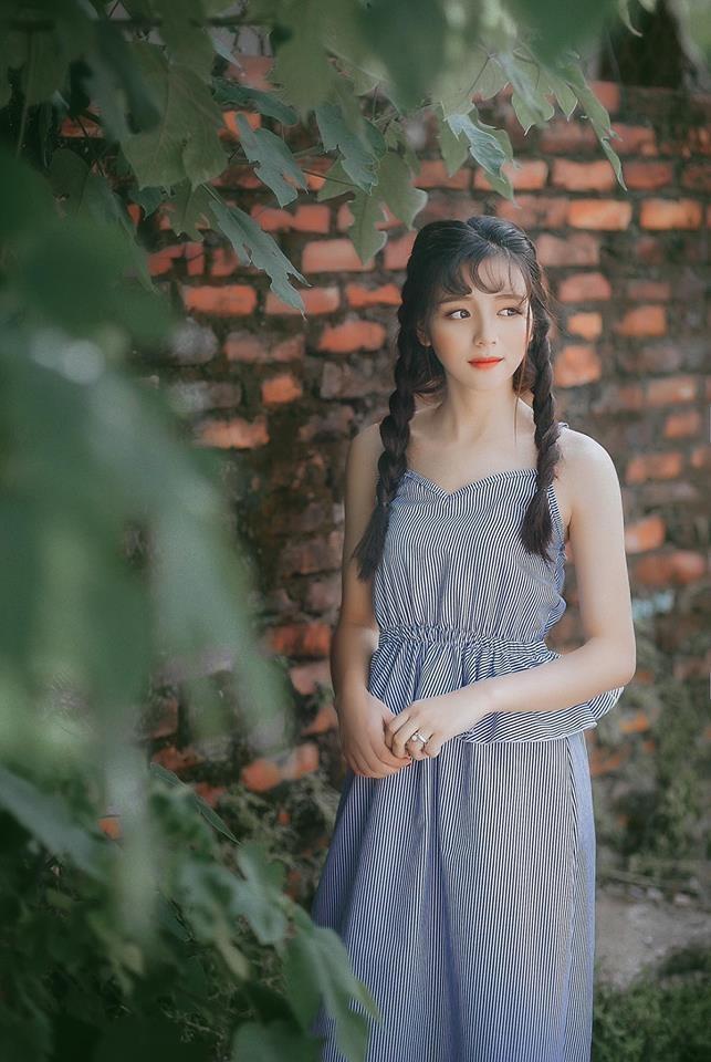 hot girl ngu gat len bao Han anh 8