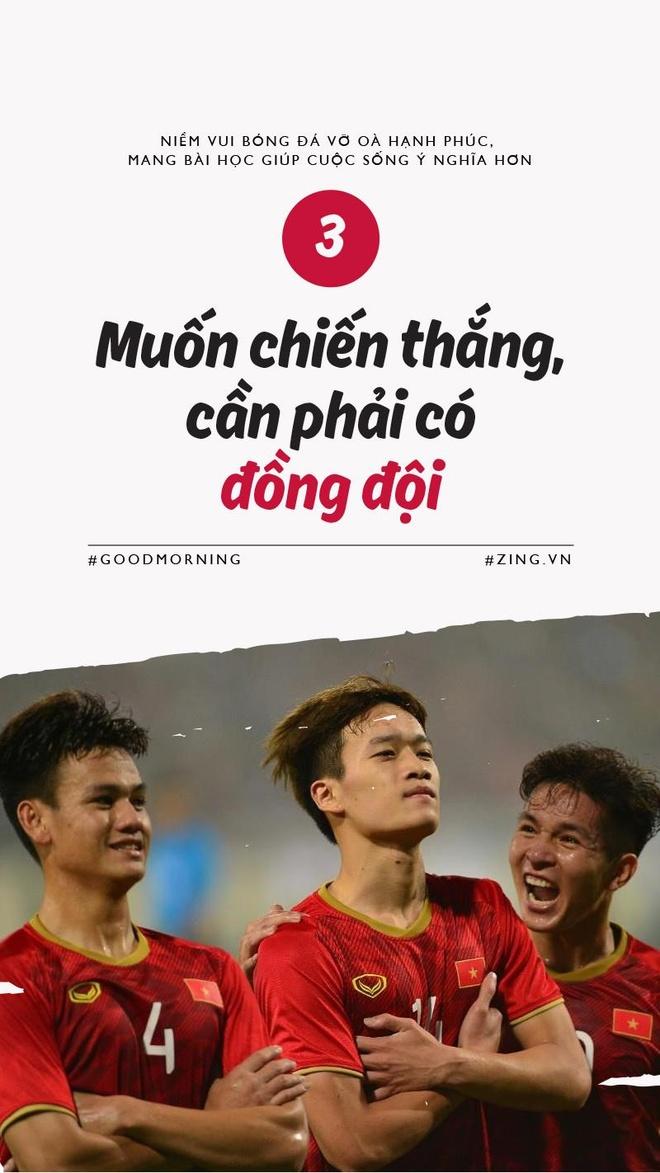 Niem vui bong da vo oa, mang bai hoc giup cuoc song them y nghia hinh anh 4