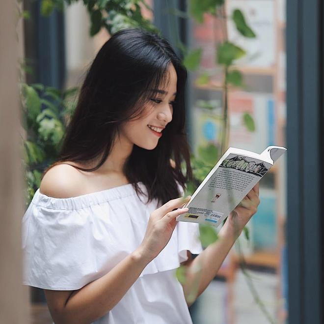 Nhan sac ngot ngao cua hot girl 2k tung vao top 10 Hoa hau Viet Nam hinh anh 7