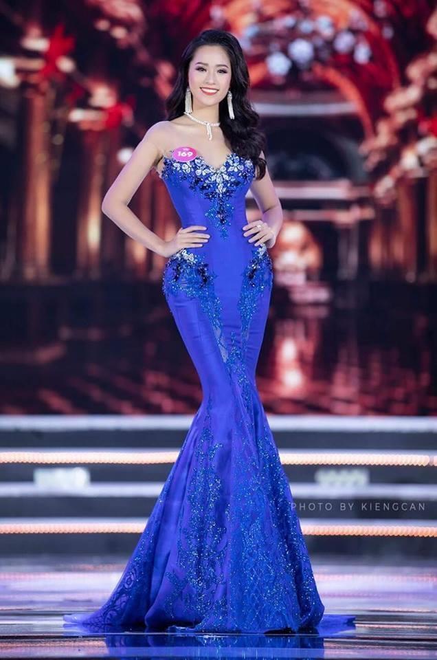 Nhan sac ngot ngao cua hot girl 2k tung vao top 10 Hoa hau Viet Nam hinh anh 3