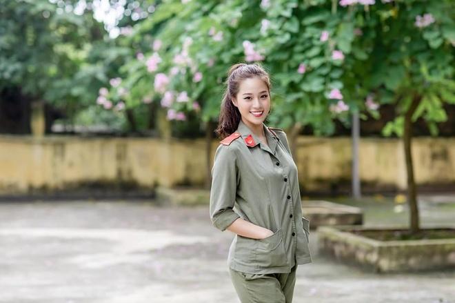 Nhan sac ngot ngao cua hot girl 2k tung vao top 10 Hoa hau Viet Nam hinh anh 9