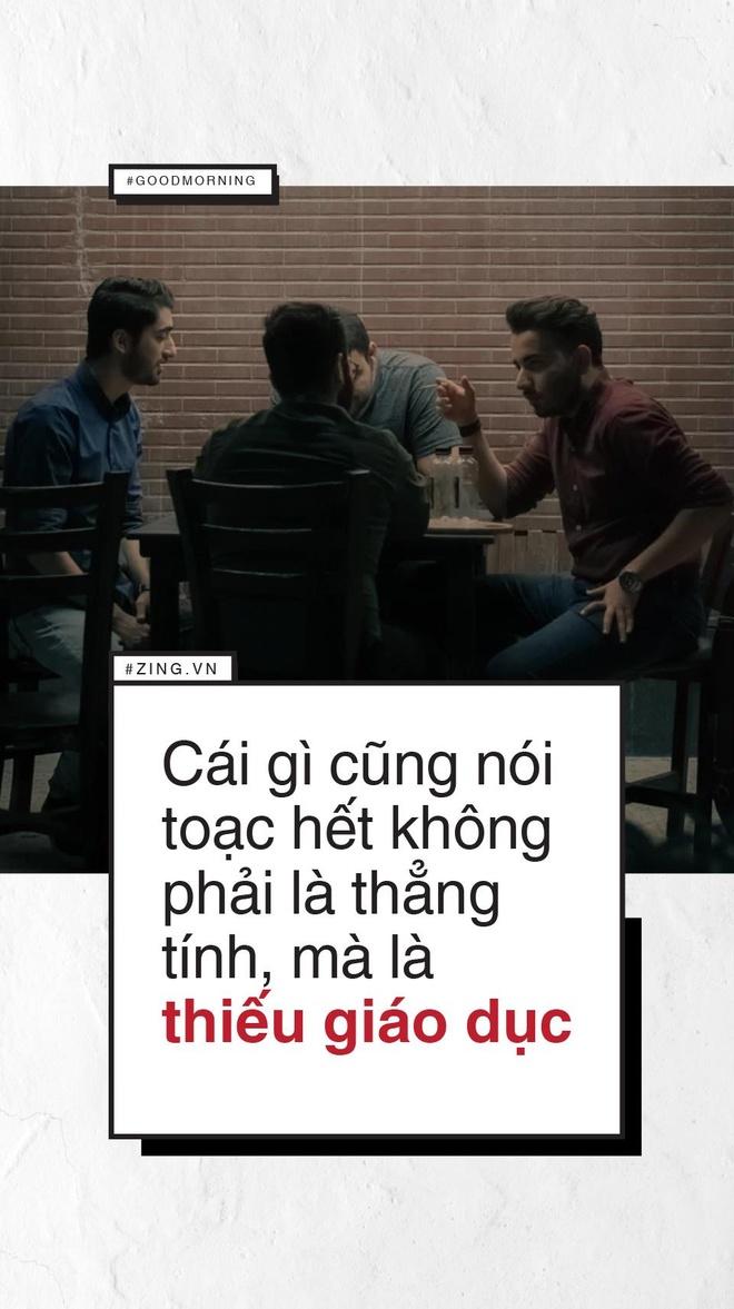 Khong the cai gi cung noi thang, boi do khong phai la thang tinh hinh anh 1