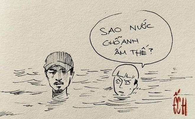 Quai vat 'Den Loch Ness' va loat anh che Den Vau trong MV moi hinh anh 5