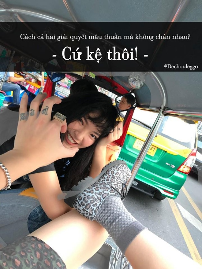 Chau Bui - Decao ky niem 4 nam yeu, dan mang vao giuc 'cuoi nhanh di' hinh anh 4