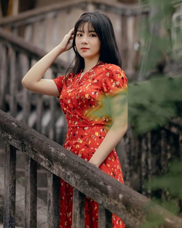 Hoa khoi sinh vien Y duoc va nhung co gai Thai Nguyen noi tren mang hinh anh 6 m4.jpg