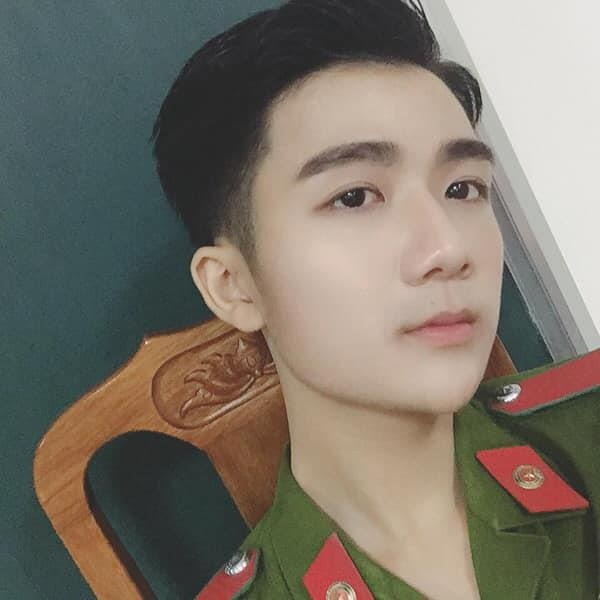 Hot boy hoc vien canh sat anh 5