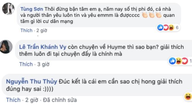 Han Hang 'noi het su that ve tin don' nhung lai khong nhac toi Huyme hinh anh 2