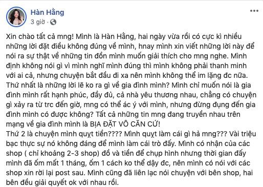 Han Hang 'noi het su that ve tin don' nhung lai khong nhac toi Huyme hinh anh 1