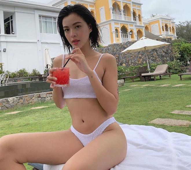 Loat hot girl cham dien bikini khoe body goi cam hinh anh 1