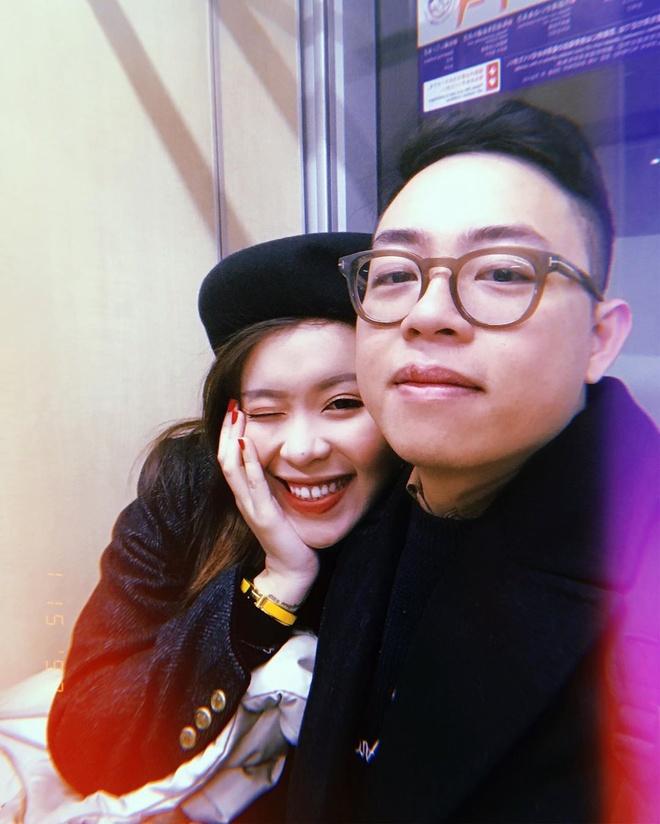 Beauty blogger doi dau deu co gia dinh hoac dang hanh phuc ben nua kia hinh anh 6