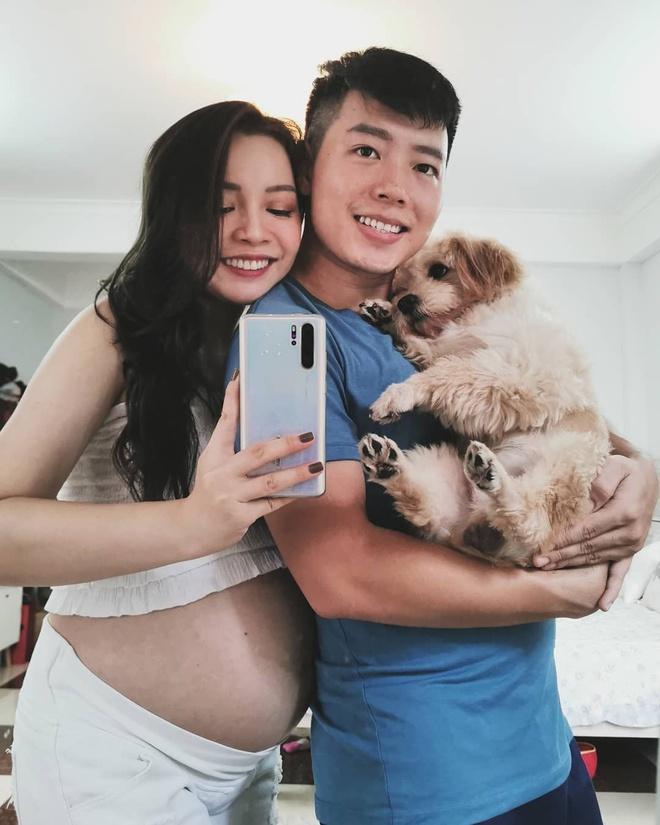 Beauty blogger doi dau deu co gia dinh hoac dang hanh phuc ben nua kia hinh anh 2