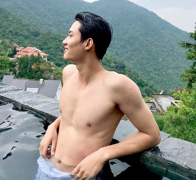 9X cao 1,90 m, body 6 mui duoc dan mang khen 'cuc pham Thai Binh' hinh anh 2